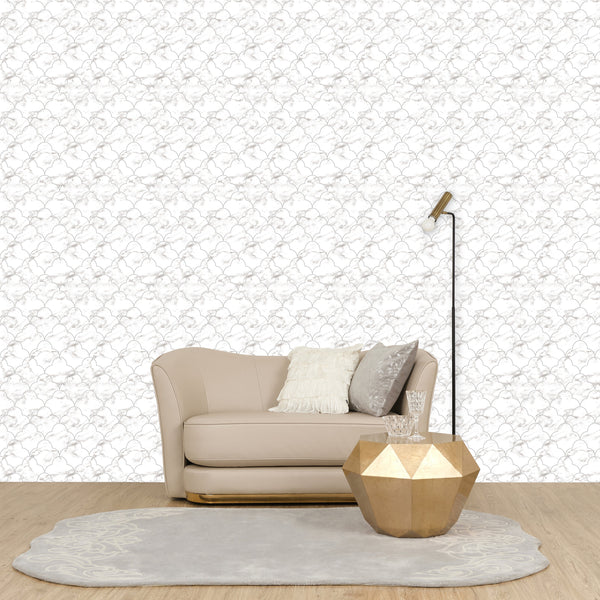 REMOVABLE WALL PAPER MARBLE GY