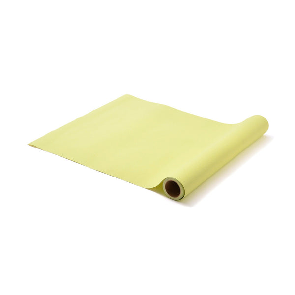 REMOVABLE WALL PAPER COLOR Yellow Green