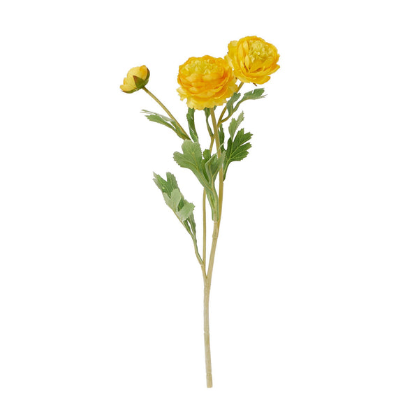 ARTFLOWERRANUNCULUS Yellow