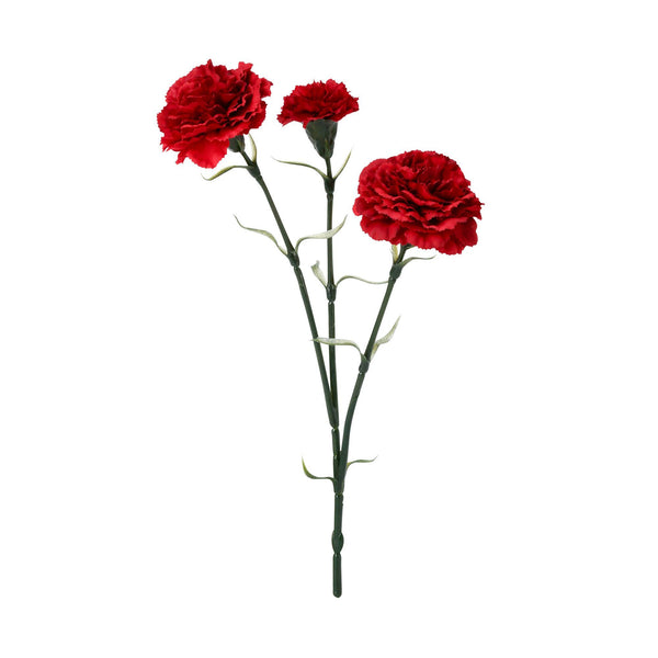 21SS ART FLOWER CARNATION  RED
