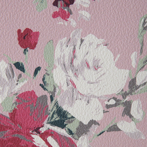 REMOVABLE WALLPAPER Roseck Pink