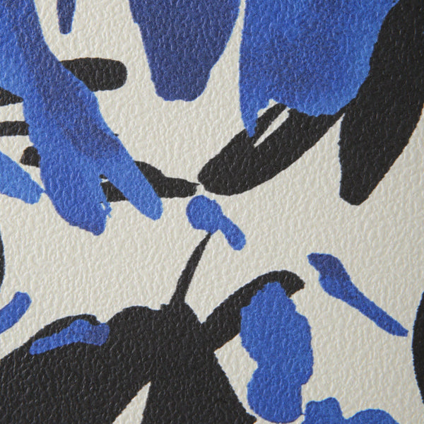 REMOVABLE WALLPAPER Doana Blue
