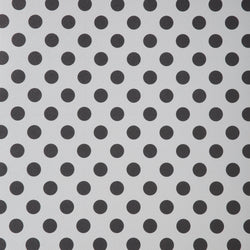 REMOVABLE WALLPAPER Dot Black