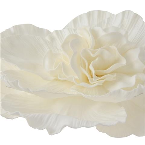 WALL FLOWER PEONY LARGE WHITE