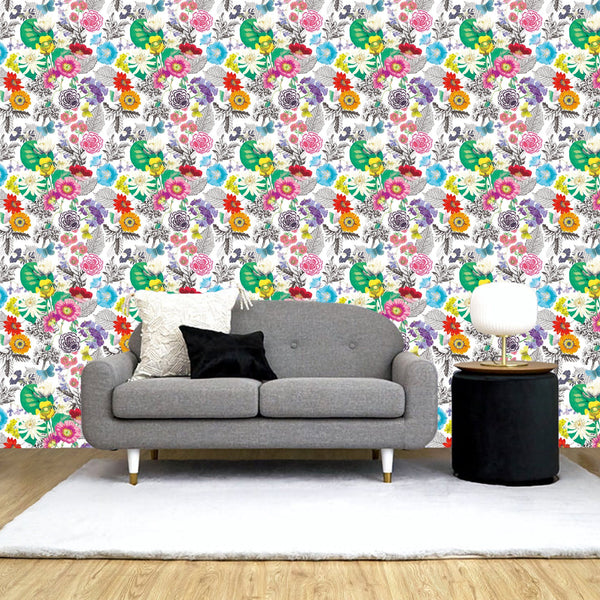 REMOVABLE Wall Paper Soar