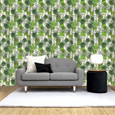 REMOVABLE WALL PAPER Forest