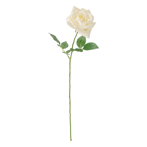 ARTFLOWER Rose White