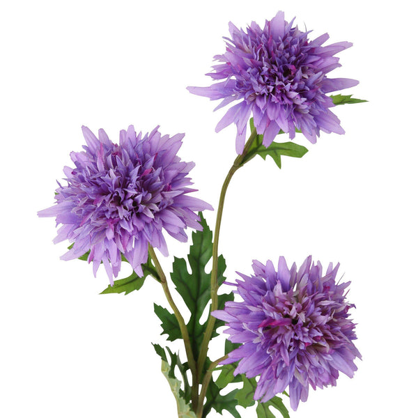 ARTFLOWER Corn Flower Purple