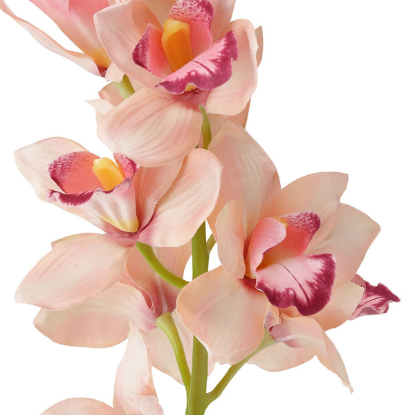 ARTFLOWER CYMBIDIUM Pink