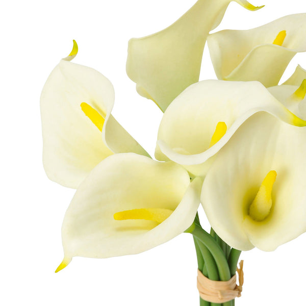CALLA LILY MINI BOUQUET WHITE