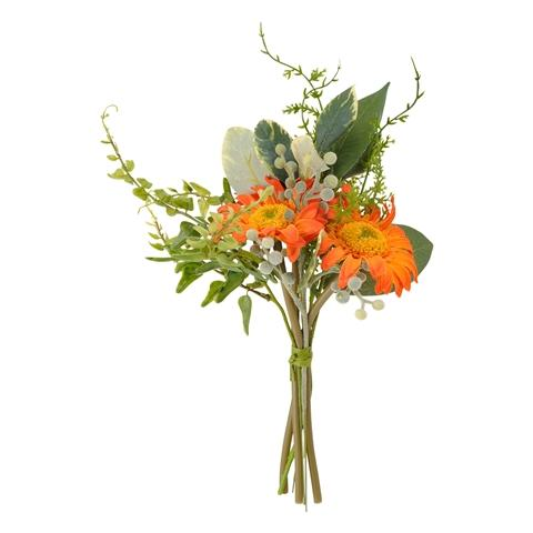 GERBERA Petit Bouquet Orange