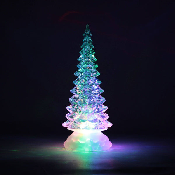 XMAS USB WATERTREE RAINBOW