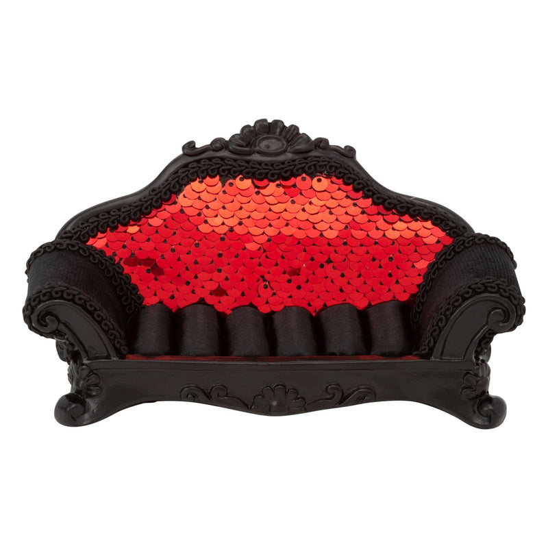 JULIE RING PILLOW SOFA  RED
