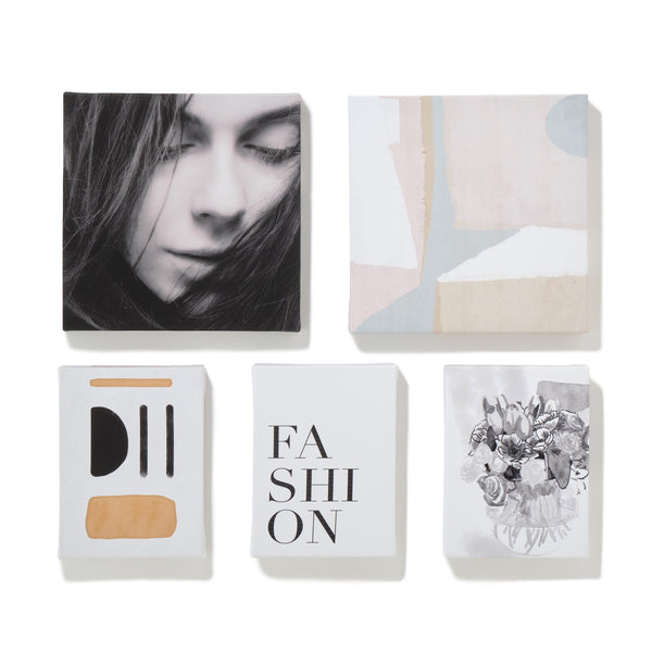 ART BOARD SET OF 5 A
