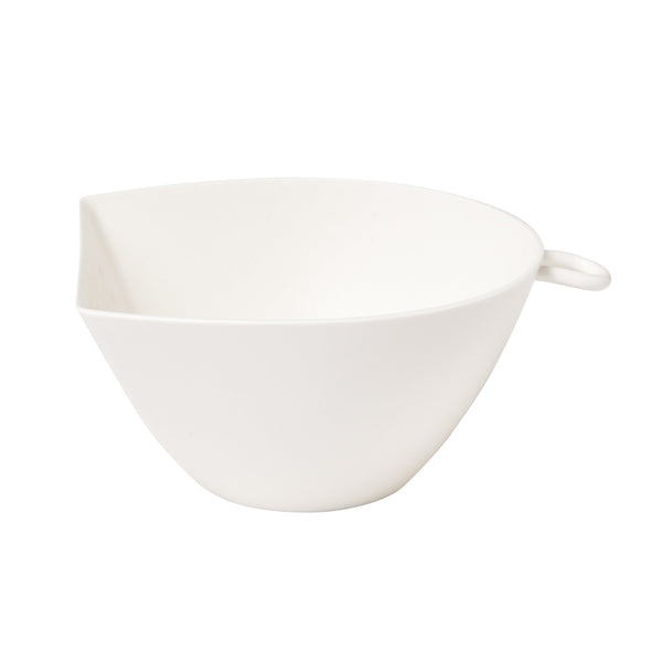 STRAINER & BOWL WHITE