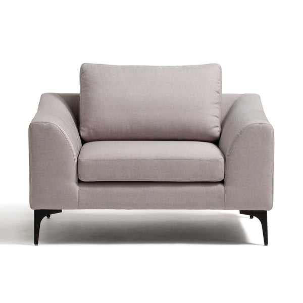 Enorme Sofa 1S Light Gray (W1120×D910×H810)