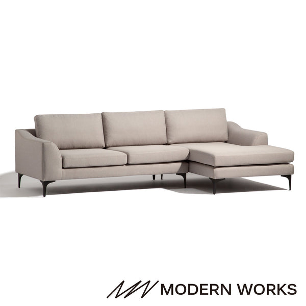 Enorme Sofa & Couch Set R Light Gray (A)