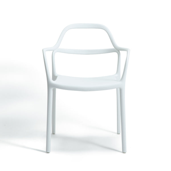 FURBO Chair WHITE (W570 x D535 x H775)