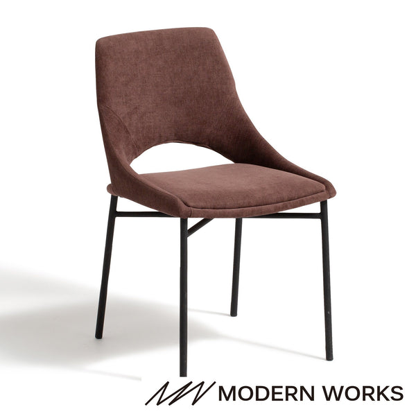 ABILE CHAIR BROWN - AVAILABLE FOR PRE ORDER