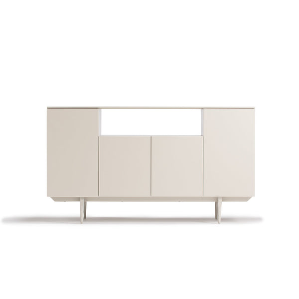 Nostro Sideboard Light Gray (W1500×D450×H850)