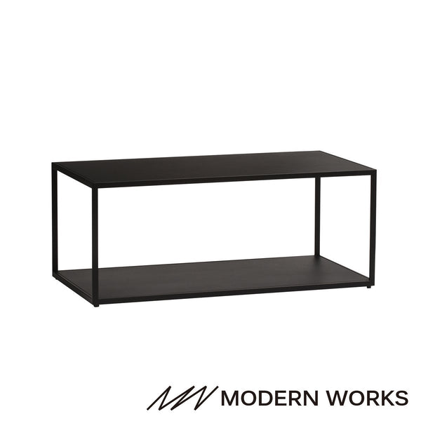 STELO COFFEE TABLE 100 BLACK - AVAILABLE FOR PRE ORDER