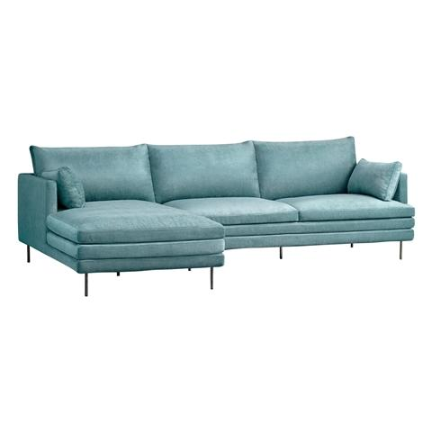 LARGE Sofa & Couch Set Large Blue (A)