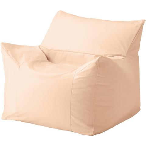 REPOSER BEADS SOFA COVER AND NUDE PINK (A)