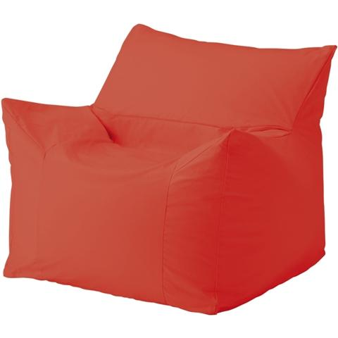 REPOSER BEADS SOFA COVER AND NUDE RED (A)