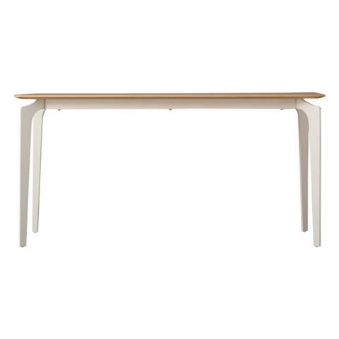 LEGNO DINING TABLE 1600 NATURAL (A)