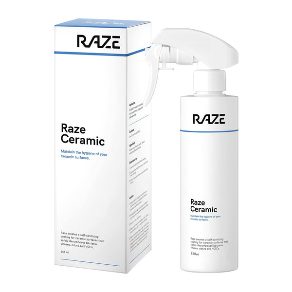 Raze Coating Ceramic