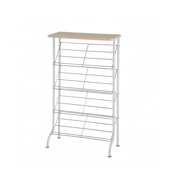 SMART SHOE RACK White