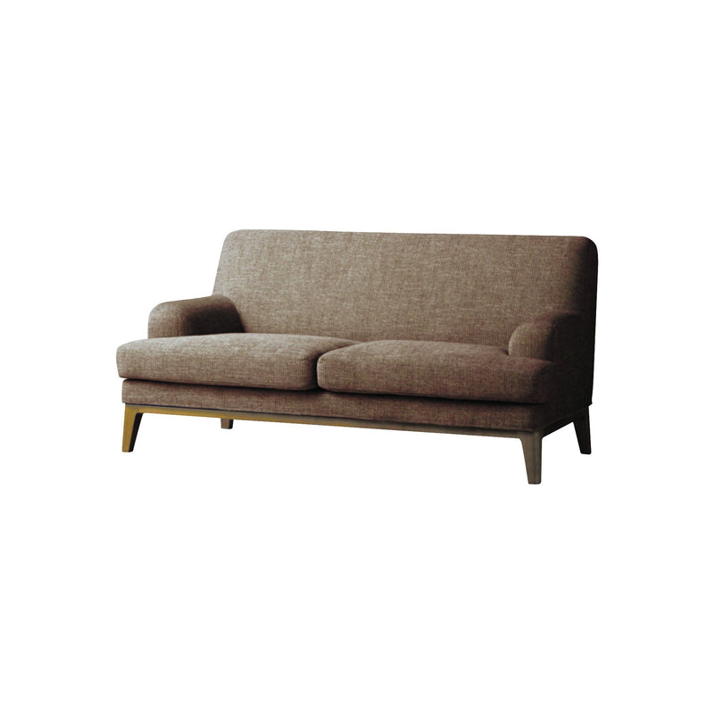 WOLKE SOFA BROWN (W1610 × D850 × H790)