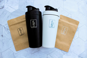 Premium Stainless Steel Shaker Bottle
