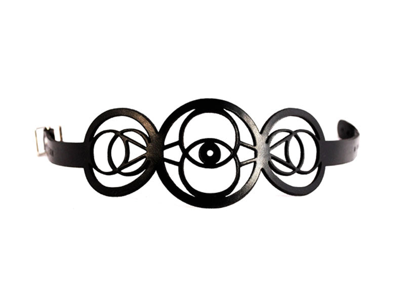 Piscis Eye Choker Necklace