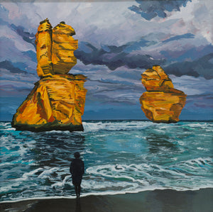 Sea Stacks on the Great Ocean Road