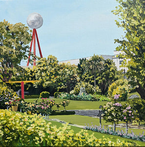 The Fletcher Jones Gardens, Warrnambool - limited edition of 25