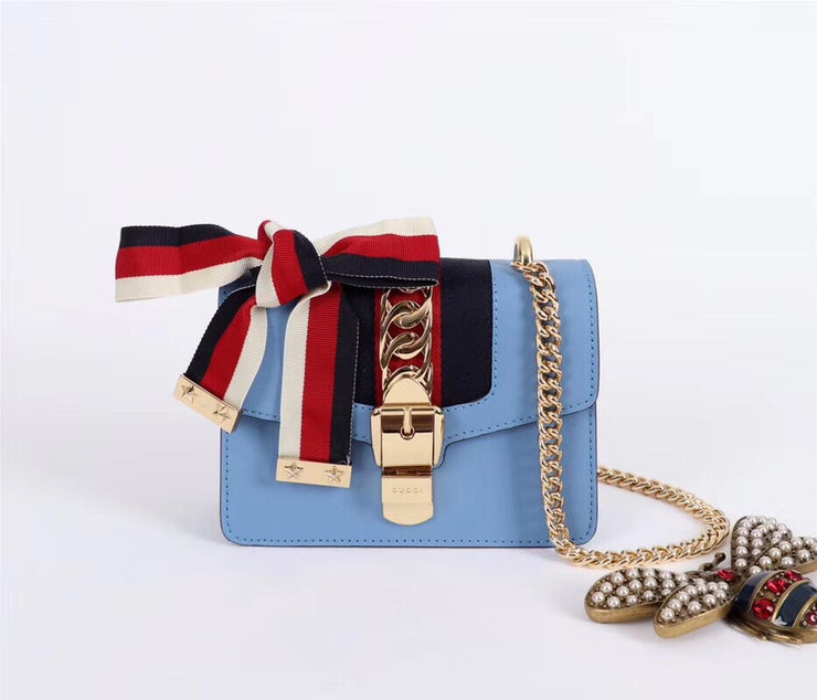 Sylvie Mini Chain Bag