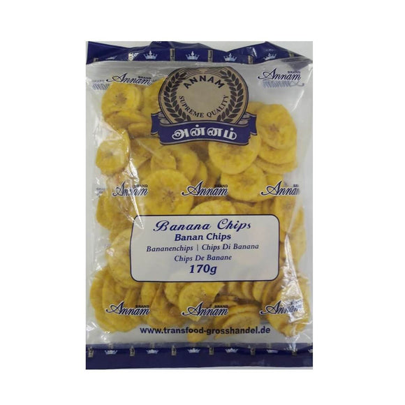 Annam Banana Chips Salt