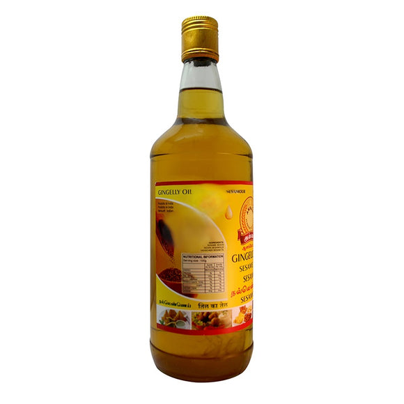 Annam Sesame Oil (Gingelly Oil)
