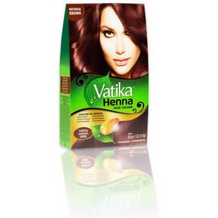 Dabur Vatika Henna Hair Colour