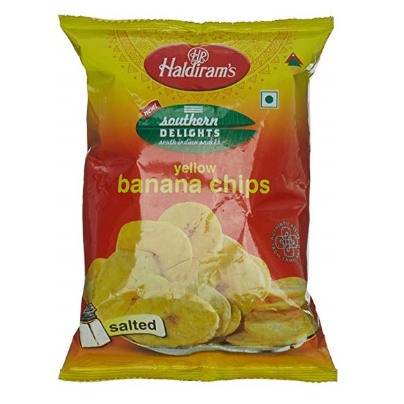 Haldiram's Yellow Banana Chips