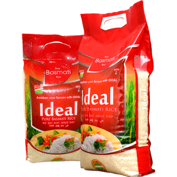 Ideal Long Grain Basmati Rice
