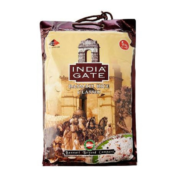India Gate Classic Basmati Rice