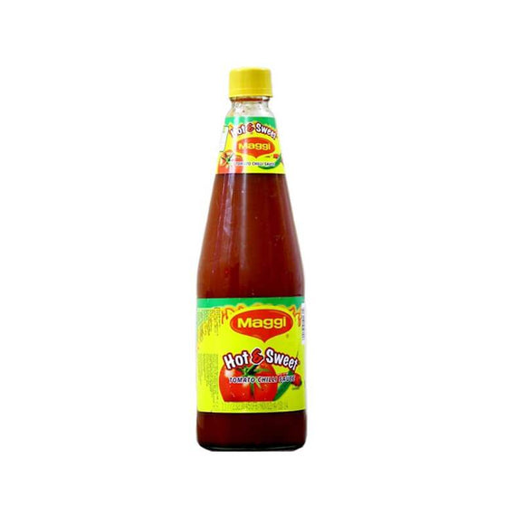 Maggi Hot & Sweet Chilli Sauce