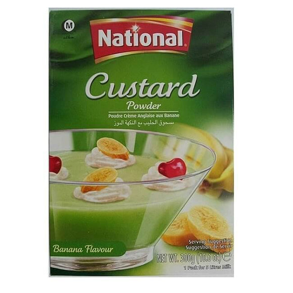 National Custard Banana