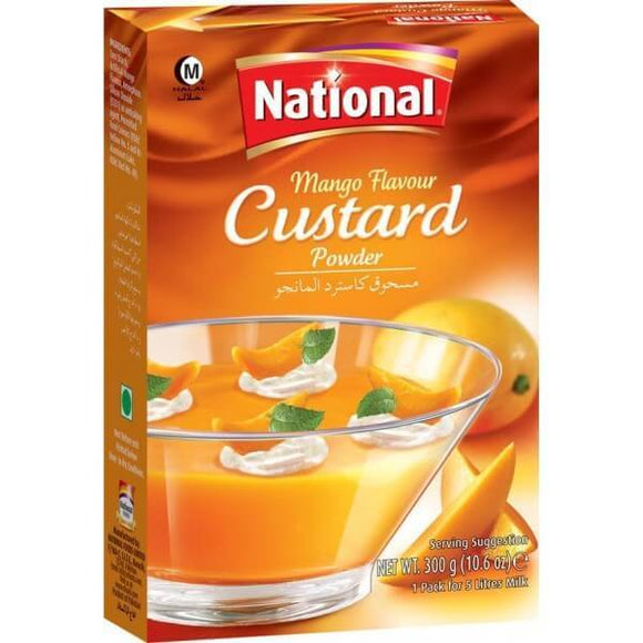 National Custard Powder Mango