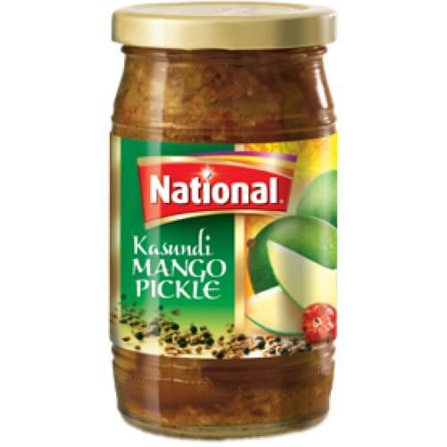 National Kasundi Pickle