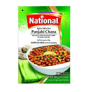 National Punjabi Chana Masala