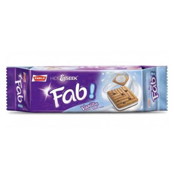Parle Hide & Seek Fab Vanilla Cream