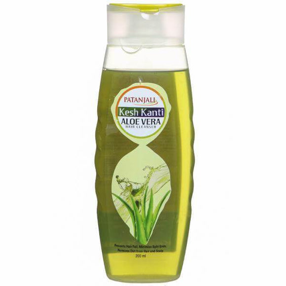 Patanjali Aloevera Hair Cleanser